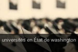 Universités en État de washington